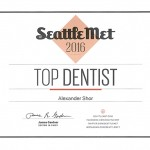 Seattle Top Dentist in 2016